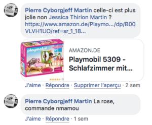 Amazon.DE le bon plan pour les Playmobils