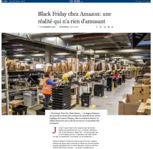 Black Friday chez Amazon: une réalité qui n'a rien d'amusant