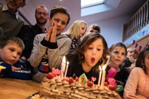 L'anniversaire d'Alice et Juliette - 7 ans