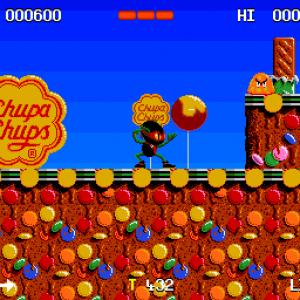 Zool - Amiga (Gremlin Graphic, 1992)
