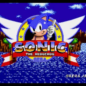 Sonic the Hedgehog - Megadrive (SEGA, 1991)