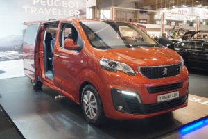 Peugeot Traveller - Standard