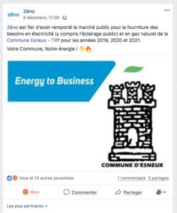 Zéno illumine les cités liégeoises