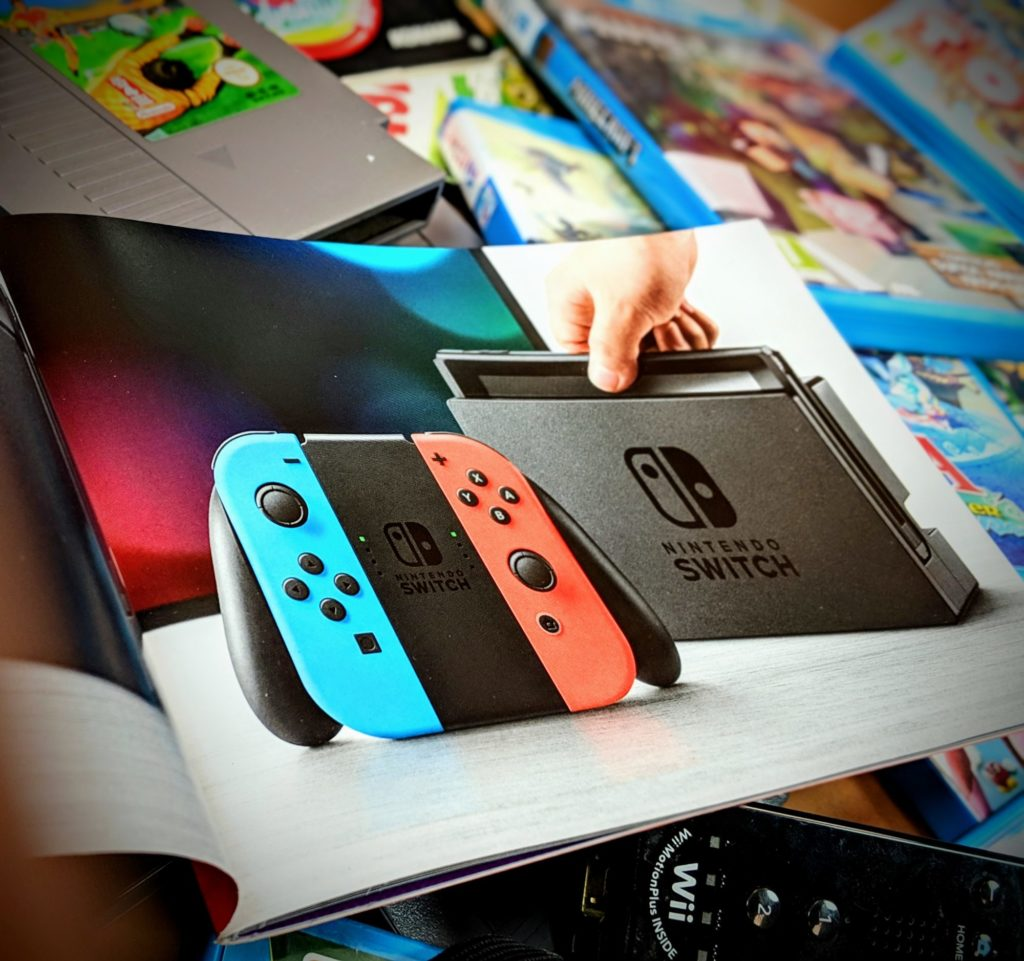 Il manque quelque chose - expo photo - Nintendo WiiU - Switch