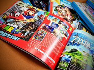 Il manque quelque chose - expo photo - Nintendo WiiU - Switch - Mario Odyssey