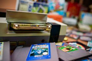 Il manque quelque chose - expo photo - Nintendo WiiU - NES