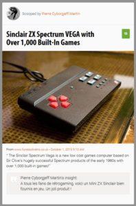 Mini ZX Spectrum