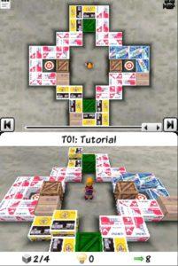 Sokoban DS - DS (RTL Playainment - Braingame, 2008)
