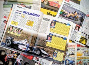 Presse - Formule 1 - 1999 - 2019 - AutoHebdo - Mc Laren
