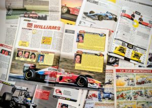 Presse - Formule 1 - 1999 - 2019 - AutoHebdo - Williams