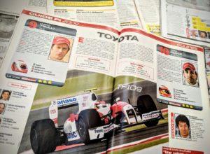 Presse - Formule 1 - 2009 - 2019 - AutoHebdo - Toyota