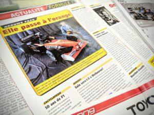 Presse - Formule 1 - 1999 - 2019 - AutoHebdo - Arrows
