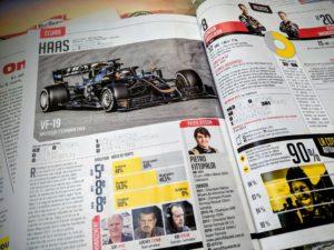 Presse - Formule 1 - 1999 - 2019 - AutoHebdo - Haas