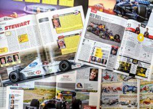 Presse - Formule 1 - 1999 - 2019 - AutoHebdo - Stewart GP - Redbull Racing