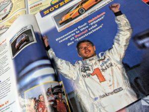 Presse - Formule 1 - 1999 - AutoHebdo - Mika Häkkinen - Mc Laren
