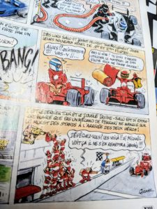 Presse - Formule 1 - 1999 - AutoHebdo - Mika Salo - Ferrari