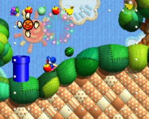 Yoshi's Story - N64 (Nintendo, 1998)
