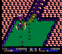 Isolated Warrior - NES (NTV Int. Corp - KID Corp, 1991)