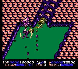 Isolated Warrior - NES (NTV Int. Corp - KID Corp, 1991)