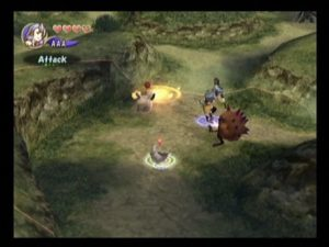 Final Fantasy : Crystal Chronicles - GameCube (Nintendo, Game Designer Studio, 2003)