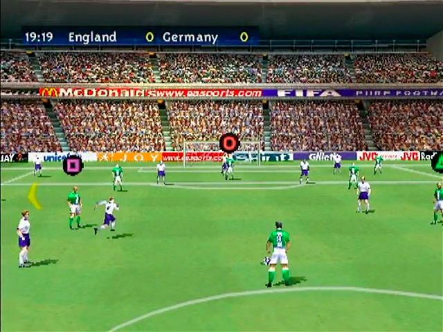 FIFA 2000 - PSX (Electronic Arts, 1999)