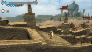 Prince of Persia : Les sables oubliés - PSP (Ubisoft, 2010)