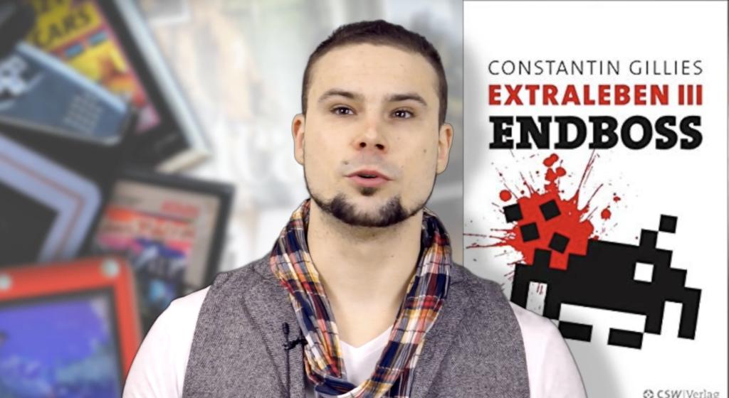 """Bruno Dupont parle de Extraleben dans le MOOC """"Introduction à la culture vidéoludique"""""""