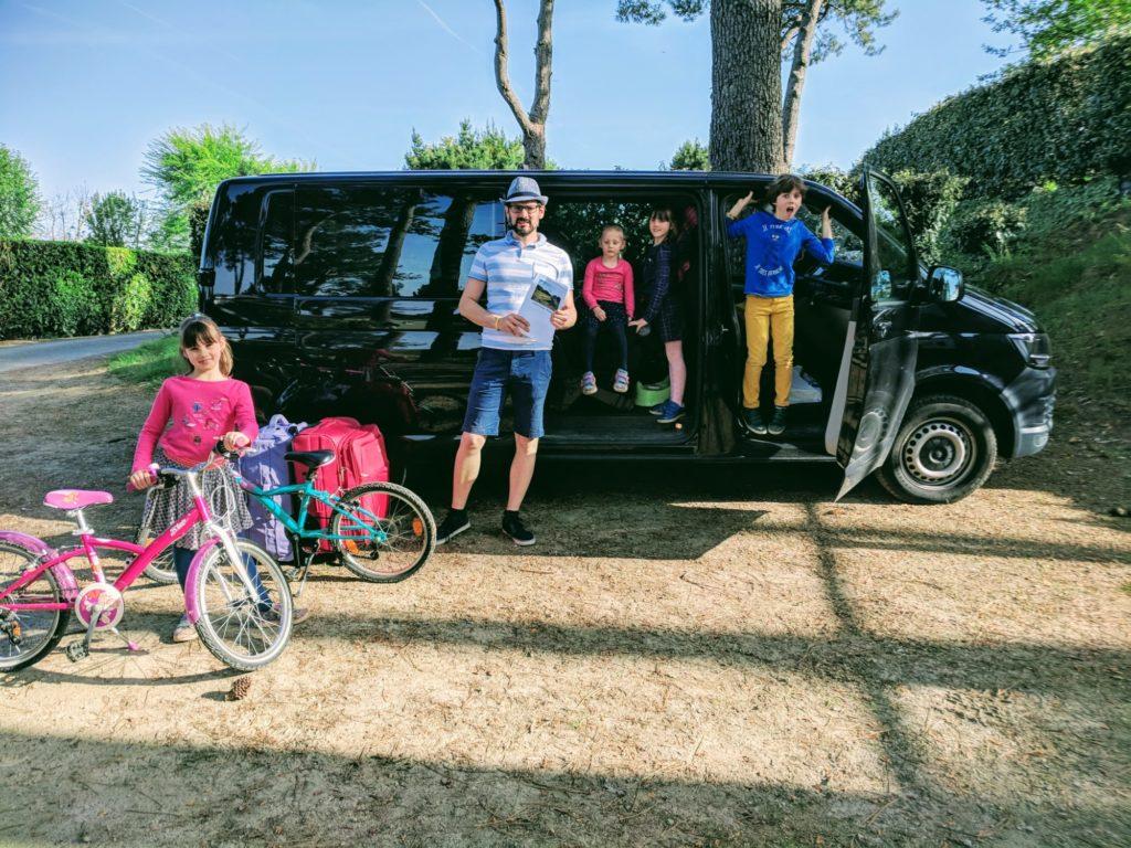 Vacances en Van VW à Vannes