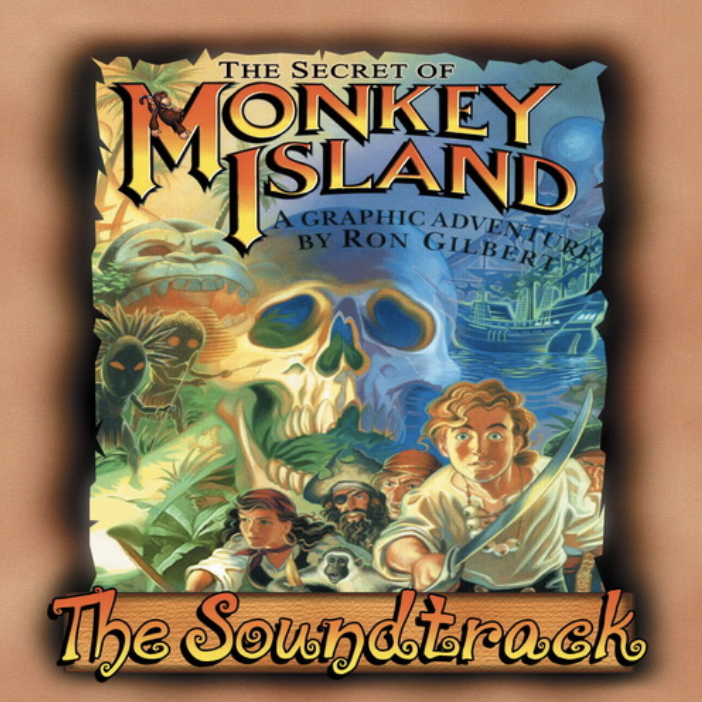 The secret of Monkey Island OST
