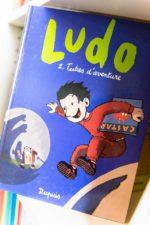 Ludo, inspecteur Castard et Barbaza, précurseurs de Petit Poilu