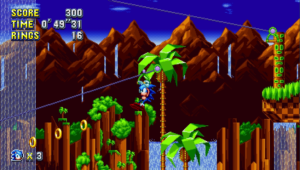 "Sonic Mania ""Plus"" - PS4 (SEGA - Headcannon - PagodaWest Games, 2017)"