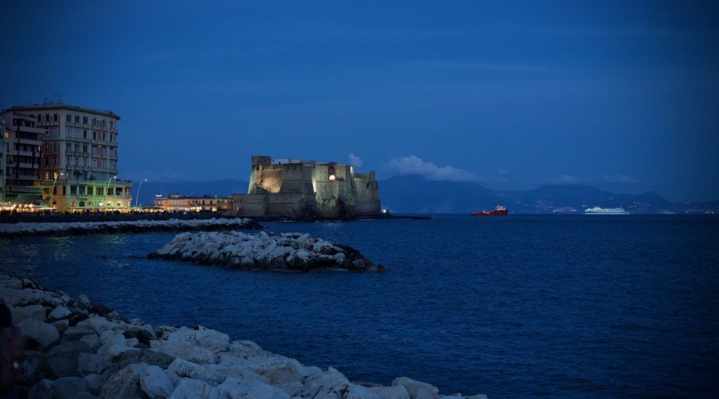 Castel dell'Ovo - night - Napoli 11