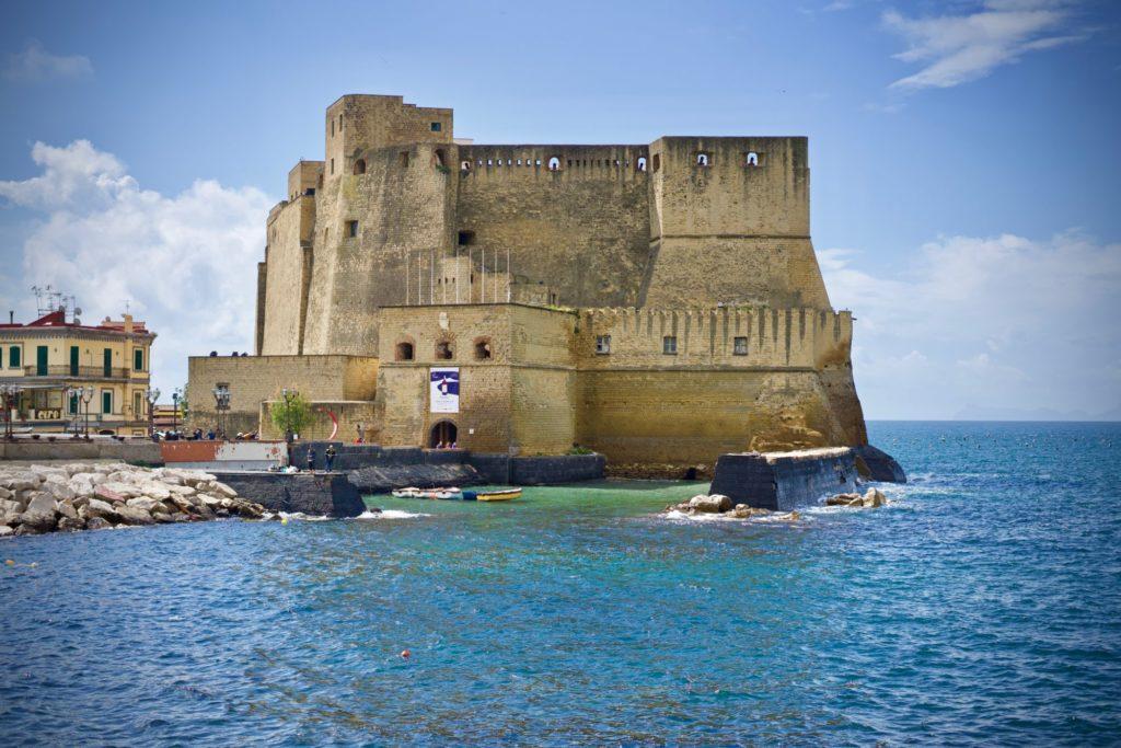 Castel dell'Ovo - Napoli - 2