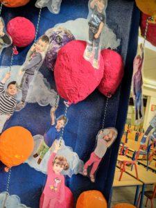 L'exposition des maternelles - école du Sart Tilman