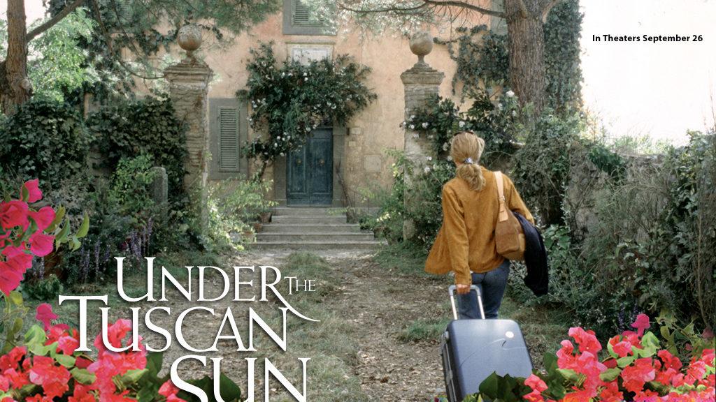 Sous le soleil de Toscane, le film