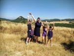 La Toscane en mode famille nombreuse (1° Partie)