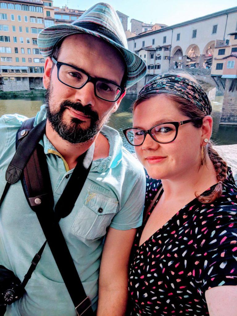 Les amoureux de Florence