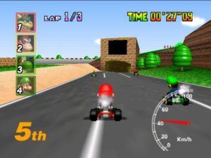 Mario Kart 64 - Nintendo 64 (Nintendo, 1997)