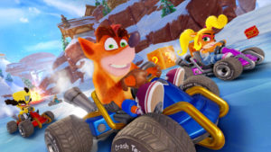 CTR: Crash Team Racing - Nitro-Fueled - PS4 (Beenox - Activision, 2019)