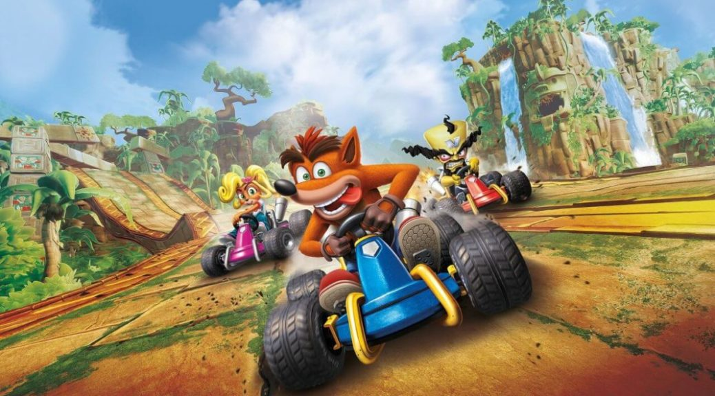 Ctr Nitro Fueled Bundles Ps4