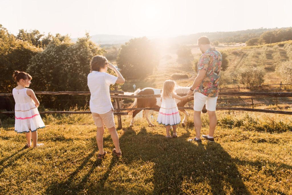 Séance LifeStyle dans les collines de Toscane signée Petite Snorkys Photography - La Casa Verniano
