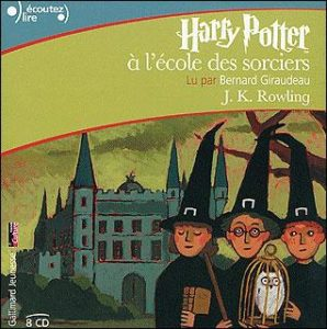 Harry Potter A L Ecole Des Sorciers - Audiobook