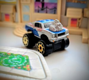 Shelby - Turbo Wheels 6, Micro Machines 1990