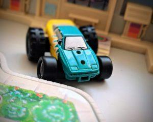 Toyota Supra - #18 Speed Shop Customizing - Micro Machines (1990)