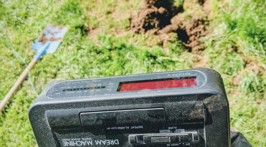 Problème de cable pour robot tondeuse