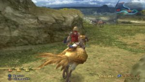 Balade en Chocobo - Final Fantasy XII - PS2 (Square Enix, 2006)