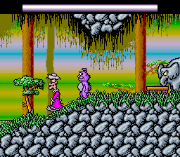 Eek The Cat - SNES (Océan - CTA Developement, 1994)