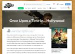 Le film du mois : Once upon a time in… Hollywood