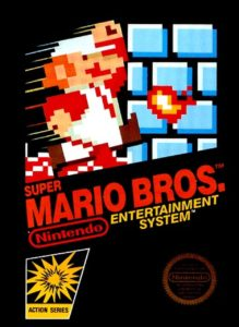 Super Mario Bros. Box 09338.1397838384