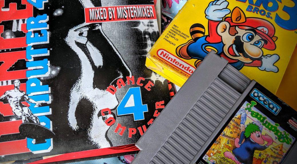Dance Computer 4 et jeux NES